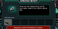 Arcing Shots