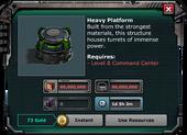 HeavyPlatform-Requirements