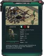 Liberator-EventShopDescription
