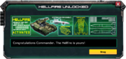 Hellfire unlocked red storm 2014 - advanced tank unit russian class remote controlled projectile