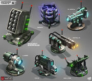 War commander defense turrets lvl6 by dna 1-d7adpzq
