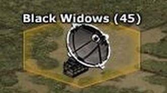 War Commander Black Widow (45) in 2 Ways By Tiger FREE REPAIR