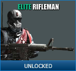 Riflemn-Elite-Unlocked