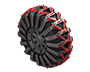 TechitemsStudded Snow Tires