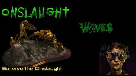 War Commander Onslaught Waves 1 To 50