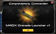 SpecialEvent-TierPrize-M4GX GrenadeLauncher