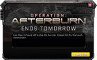 Afterburn-EventMessage-5-24h-Remaining