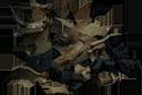 Metal Factory Destroyed