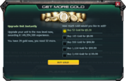 Gold-GetMore-SF-MaxUpgrade