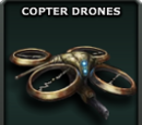 Copter Drones