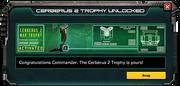 Cerberus2-Trophy-UnlockMessage