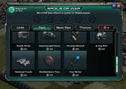 SpoilsOfWar-Tech