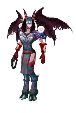 Weighted companion succubus -complete-
