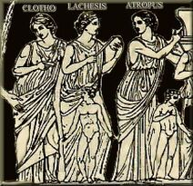Greek 3fates