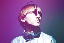 Neil Harbisson cyborgist