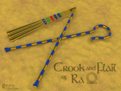 Ra Crook and Flail