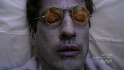Albert Butz's Glasses Activated