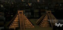 Maya-temples