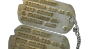Bataan Death March Dogtags