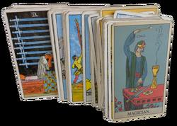 Mother Shipton's Tarot Cards