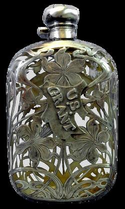 Ulysses S. Grant's Flask1