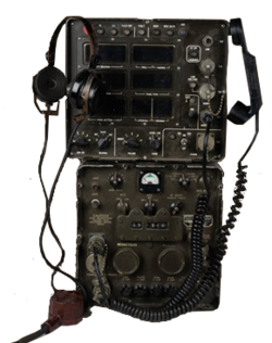 Barry Seal's Radio and Headset