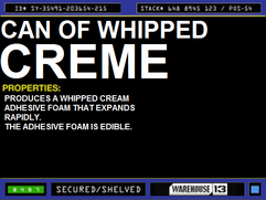 Can of Whipped Cream