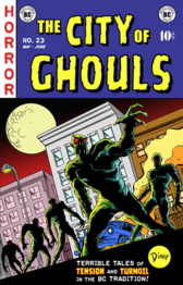 City of Ghouls Cover