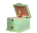 Frances Farmer's Music Box