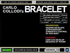 Carlo Collodi's Braclet