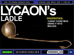 Lycaon's Ladle