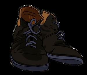 Matthew Brady's Shoes
