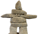 William Edward Parry's Inukshuk