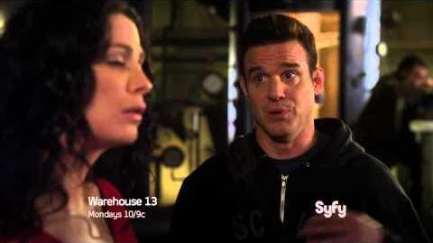 Warehouse Season 4.5 419 Demand the Artifact (All the Time in the World)