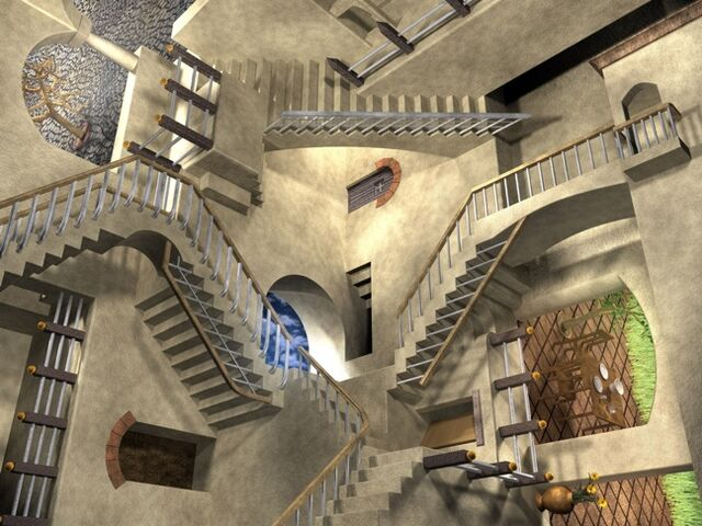 File:648px-MC Escher Relativity Stairs by ICPJuggalo1988.jpg