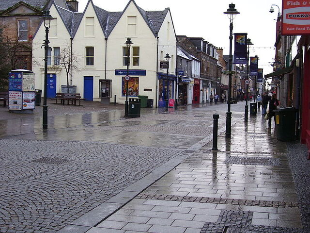 File:800px-Fort William High Street.jpg