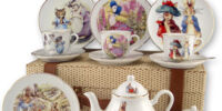 Artifacts/Warehouse 14/Beatrix Potter's Tea Set