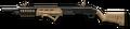 Mossberg 500 Custom Render