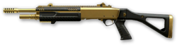 Fabarm STF 12 Compact Gold Render