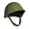 Red Army Helmet Render