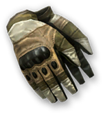 Default Gloves Render