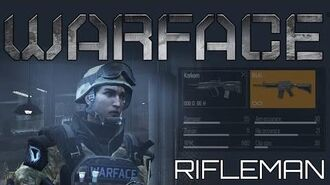 Warface - Rifleman Gameplay
