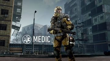 Warface Class tag medic screen3