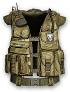 Assault Vest Render