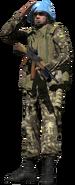 Russian Army Peacekeeper Assault Trooper
