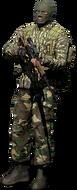Russian Spetsnaz Recon Trooper