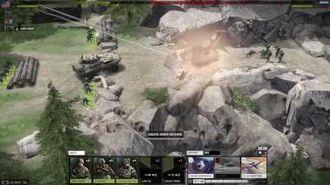 Warfare Online - Gameplay