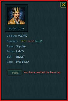 Marlord draft