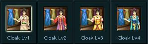 Cloak Dealer