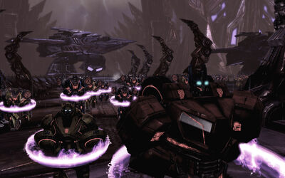 Autobots in Kaon by Homicide Crabs